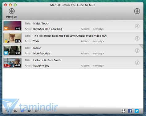 download mp3 youtube for mac mediahuman youtube to mp3 converter mac s 252 r 252 m 252 indir