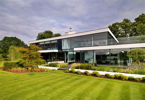 country house a modern country house by gregory phillips architects architecture design