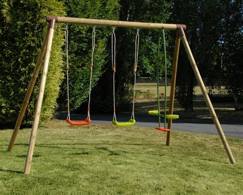 see swing soulet pinede double swing and see saw swing attatchment