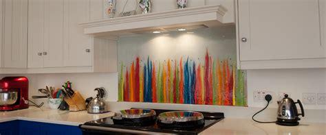 bespoke glass kitchen splashbacks coloured glass splashbacks fused glass art glass splashbacks bespoke coloured