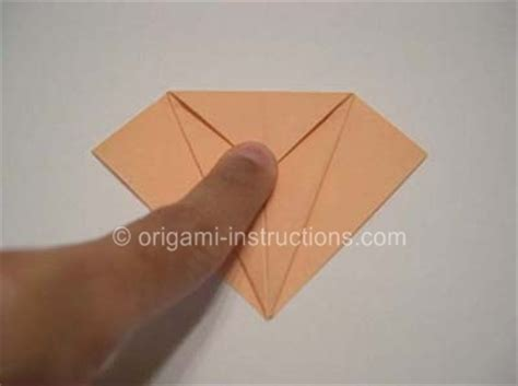 How To Make A Paper Bird Beak - oragami dinosaur folding ypn