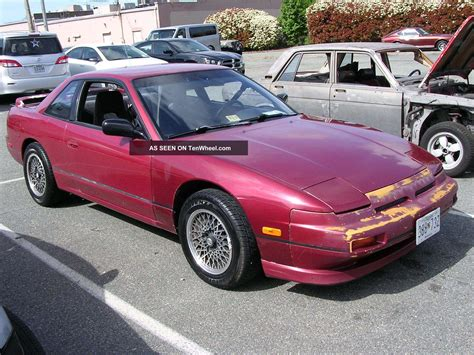1990 nissan 240sx coupe 1990 nissan 240sx xe coupe w sport package