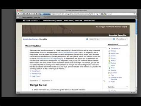 moodle theme youtube moodle changing themes and custom banners youtube