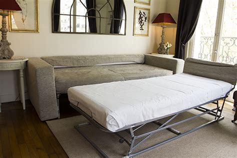 chair converts to twin bed 1 bedroom paris romantic hotel alternative near the eiffel tower paris perfect