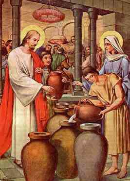 Wedding At Cana Matthew by Jesus Manifested His At Cana Worryisuseless