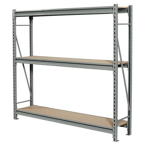 sears storage shelves metal shelving keep organized with garage shelving from sears
