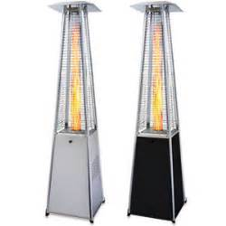 Garden Sun Pyramid Patio Heater Garden Radiance Black Or Stainless Steel Pyramid Outdoor Patio Heater Grp4000 Ebay
