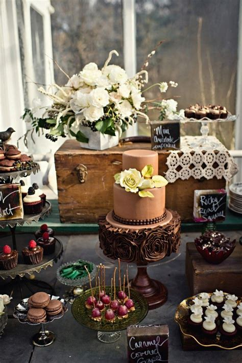 Rustic Dessert Table by Best 25 Rustic Dessert Tables Ideas On
