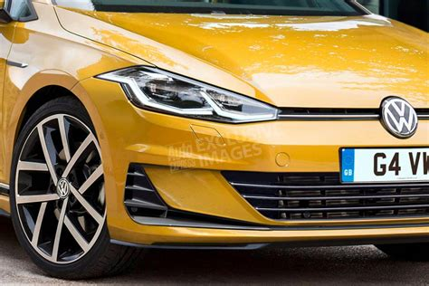 volkswagen golf mk tech secrets pictures auto express