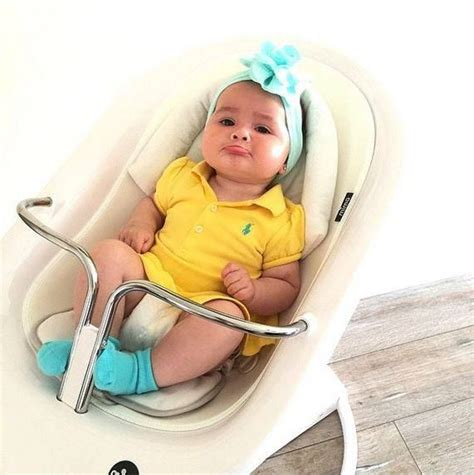 Mima Baby Chair by Alert Here S Baby Opal In Mima Moon High Chair