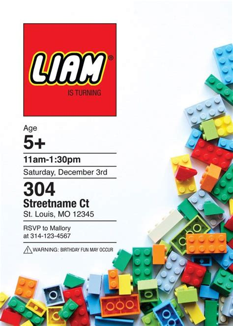 lego card templates lego birthday invitation lego birthday invitation together