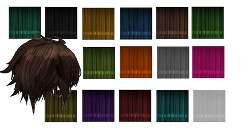ltexture enhancer for male black hair realistic hair texture download by nanana p on deviantart