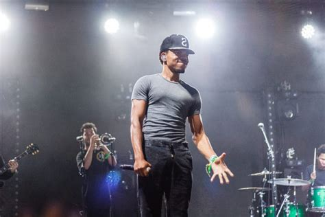 coloring book chance the rapper spotify chance the rapper reveals how much apple paid for
