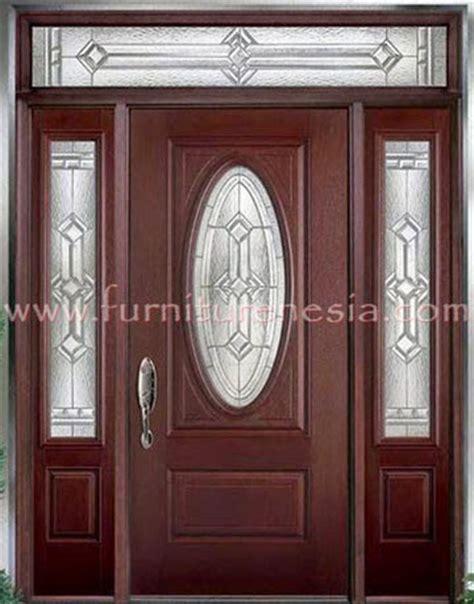 contoh model kusen  pintu  ruang tamu