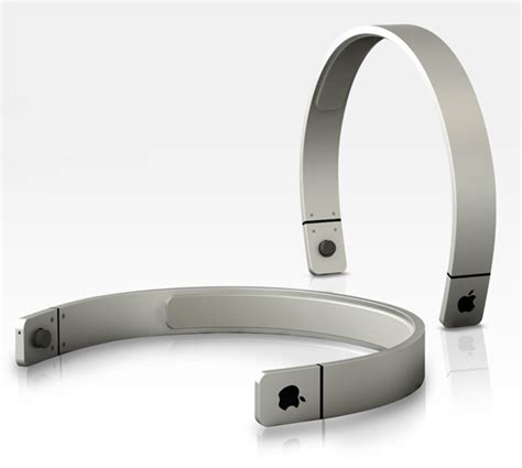 Headset Apple simply the apple hairbands yanko design