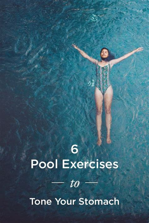 25 best ideas about water aerobic exercises on water workout pool