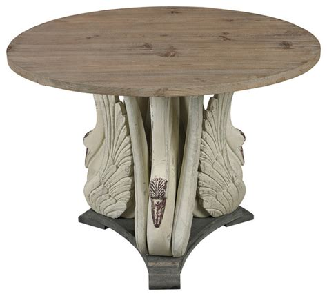 grey washed end tables baywood accent table in antique white and washed grey