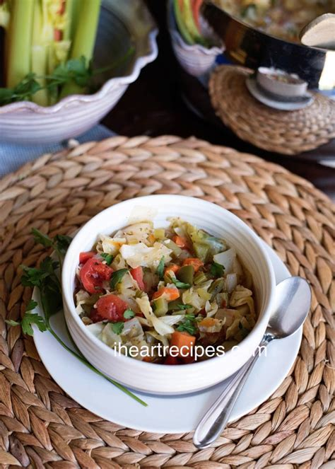 Rice Detox Diet by Cabbage Soup For Detox Weight Loss I Recipes