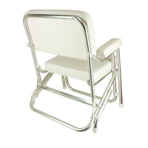 boat deck chairs west marine springfield folding deck chair west marine