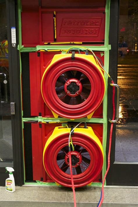 Retrotec Blower Door by Centre For Applied Research In Sustainable Infrastructure Carsi Research Facilities Navigator