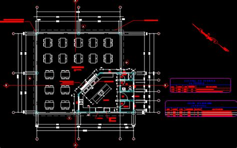 cafeteria layout dwg cafeteria with floor plans 2d dwg design plan for autocad