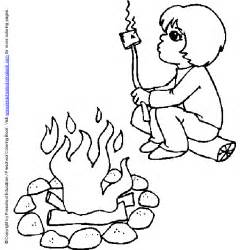 gallery gt camping coloring pages preschool
