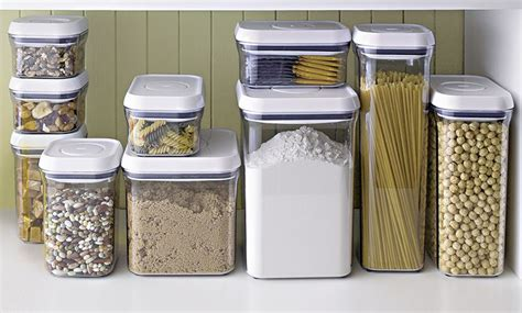 storage jars kitchen cutlery