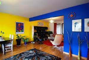 home painting design tips 18 modelos de como decorar a sala usando parede colorida