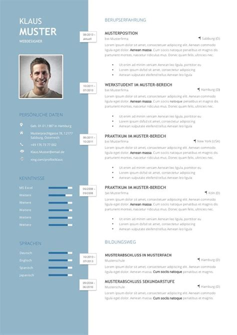 Lebenslauf Vorlage Neuester Stand 17 best bewerbung images on resume design resume and curriculum