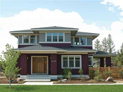 small prairie style house plans prairie style bungalow craftsman prairie style house plans