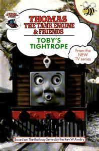 toby tightrope thomas friends series buzz books gloss hardback 1996