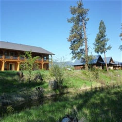 Methow River Lodge And Cabins by Methow River Lodge Cabins Hotels Winthrop Wa