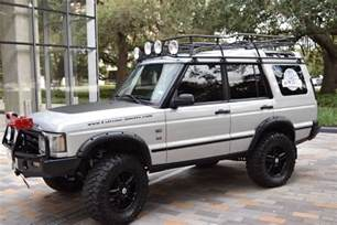 silver bullet 2003 land rover discovery ii se 120k