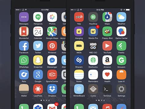 best themes for iphone 6 ios 9 25 best ios 9 themes for your iphone