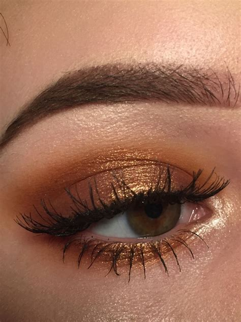 Eyeshadow Golden 17 best ideas about gold eye makeup on