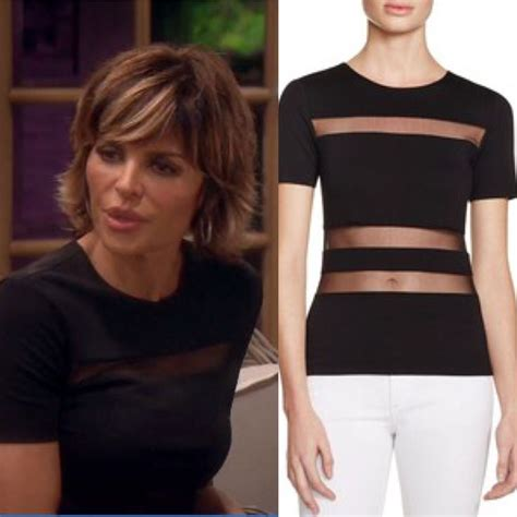 what is lisa rinnas big secret 1000 images about best of real housewives fashion on