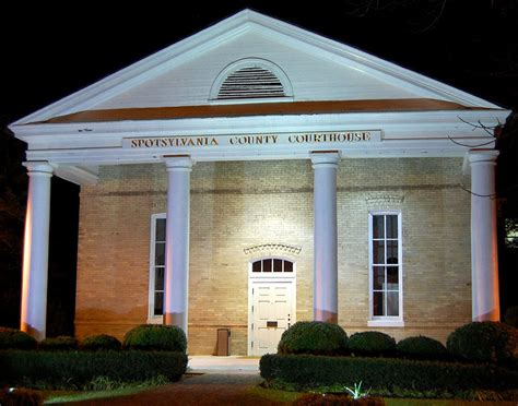 Spotsylvania County Court Records Spotsylvania Courthouse