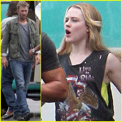 barefoot movie evan rachel wood evan rachel wood barefoot on set evan rachel wood