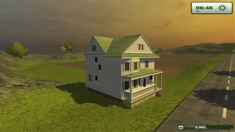 house simulator placeable house v 2 mp 187 gamesmods net fs17 cnc fs15