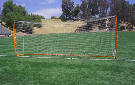 soccer goal backyard best backyard soccer goals outdoor furniture design and