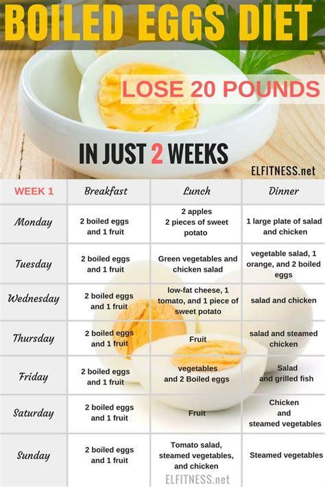 2 Week Detox Plan by The 25 Best Boiled Egg Diet Plan Ideas On