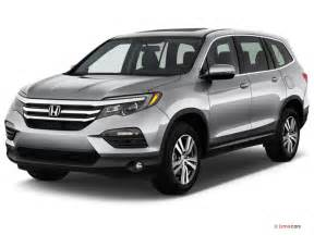 How Much Does A Honda Pilot Cost 2017 Honda Pilot Elite Awd Specs And Features U S News