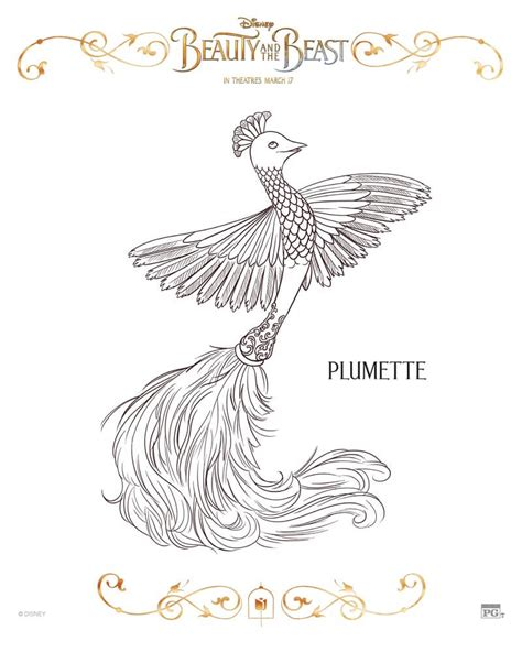 beauty and the beast lumiere coloring pages disney beauty and the beast 2017 coloring pages