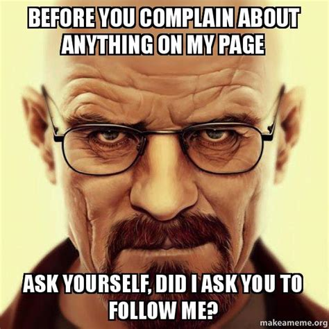 8 Recent You To by Before You Complain About Anything On My Page Ask Yourself