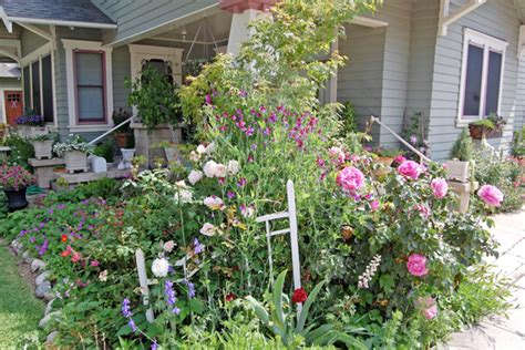 Cottage Gardens Ideas Cottage Garden Ideas Pictures Home And Garden Design