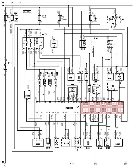 peugeot wiring diagram symbols wiring diagram and schematics