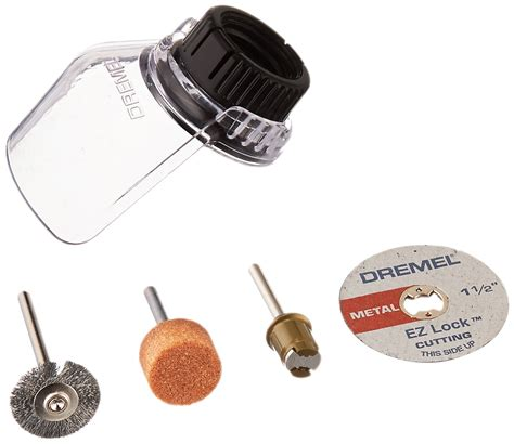 Dremel 707 01 75pcs Accessory Kit best in power rotary tool attachments helpful customer reviews