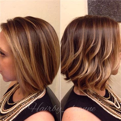 best brush for bob haircut balayage bronde bob styled two ways curled waves or blow