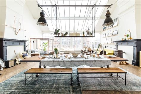 the loft ii in amsterdam pop up store by the circle