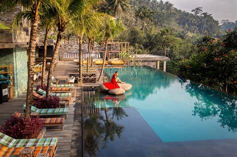 Detox Resorts Ubud Bali by Chapung Se Bali Ubud S Hip Resort Among Lush Vegetation